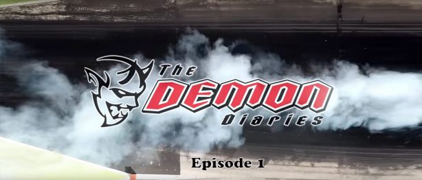 The Demon Diaries - Part 1 - Feature Image