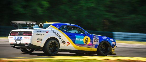 Bilstein's racecar racing