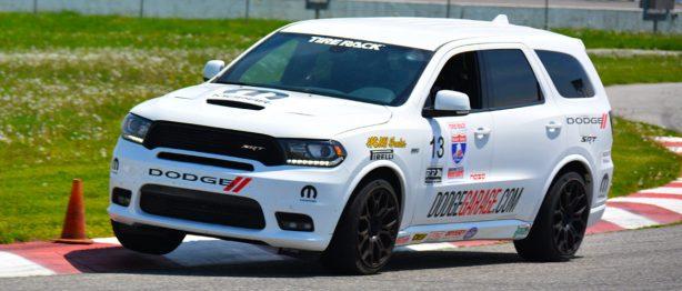 Dodge Durango SRT Pursuit
