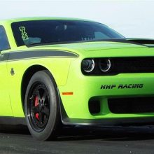 HHP Racing dodge challenger SRT