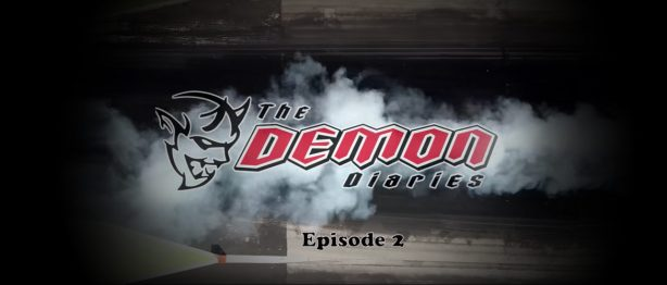 Demon Diaries Episode 2