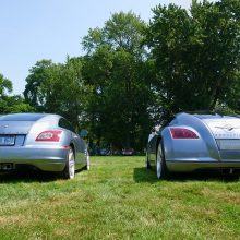 Chrysler Crossfire and Concept