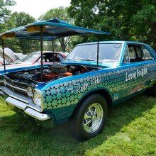 Larry Griffetle's racecar