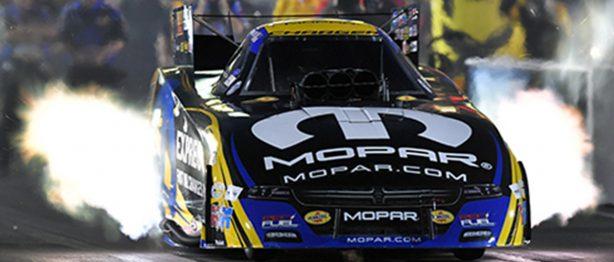 Mopar racecar