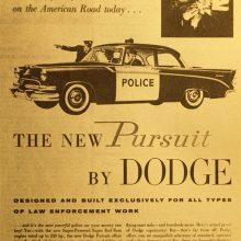 1956 Pursuit