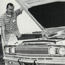 1965 Street HEMI Prototype