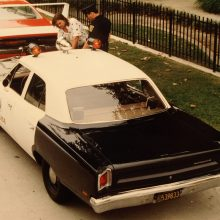 1968 Plymouth Police Car