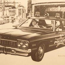 1975 Dodge Monaco Pursuit