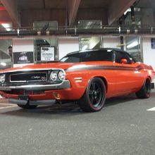 1970 HEMI® Challenger convertible resto-mod