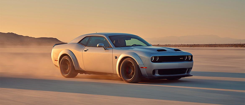 CarCast: Goldberg Talks About His New Dodge Challenger SRT<sup class=&quot;realign superscript&quot;>&amp;reg;</sup> Hellcat Redeye
