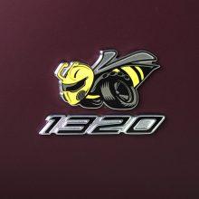 new Super Bee logo
