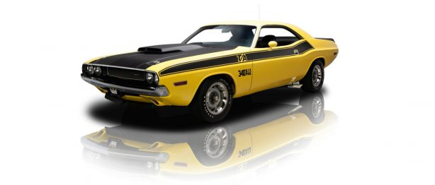 yellow 340 six pack