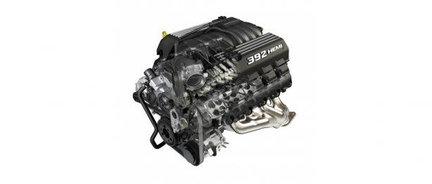 392 hemi engine
