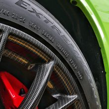 Dodge SRT Hellcat Green