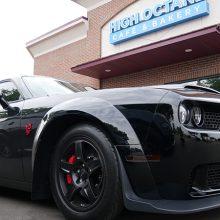 Black Dodge Demon