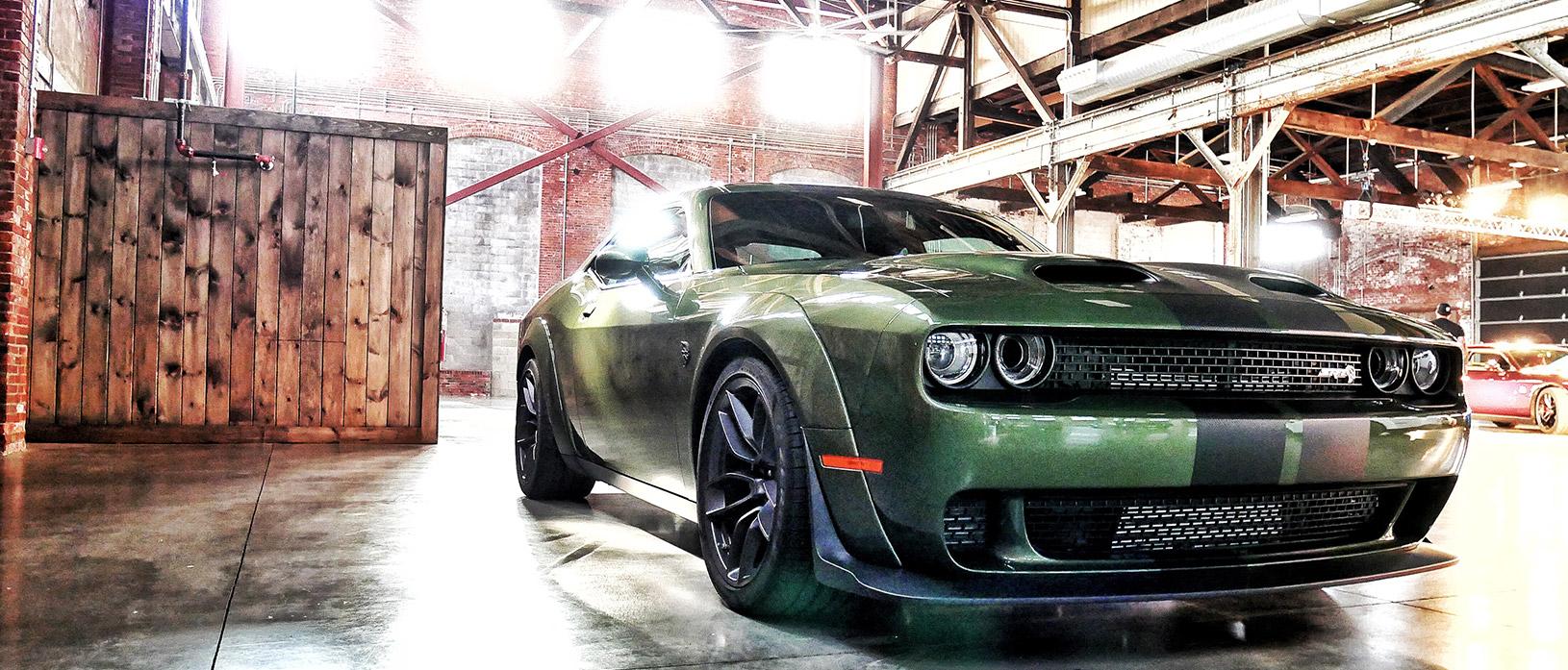 F8 Green Redeye