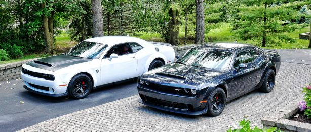Black and White Challengers