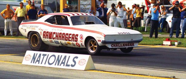 Ramcharger racing