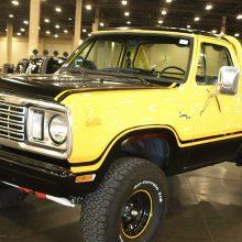 1977 Macho Edition Power Wagon Pickup
