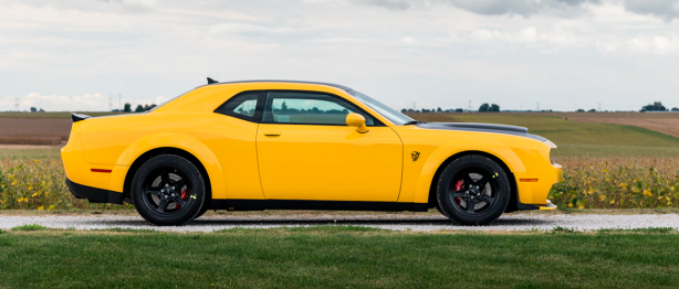2018 Dodge Challenger SRT® Demon at Mecum Dallas