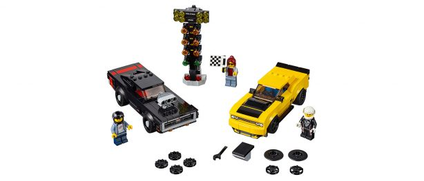 Dodge LEGO set
