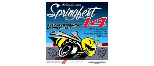 SpringFest14 poster