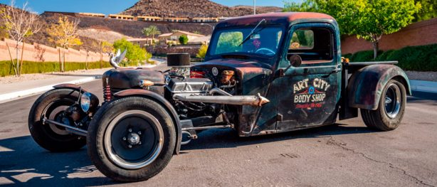 1937 Dodge Rat Rod