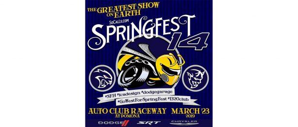 SpringFest 14 poster