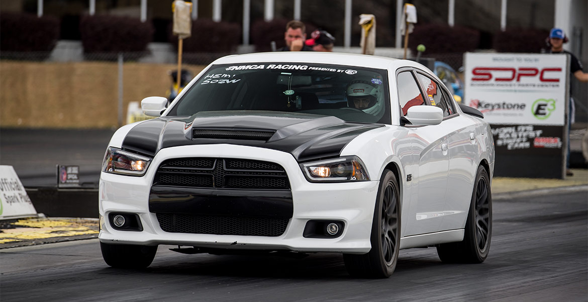 Dodge Charger 392 - White
