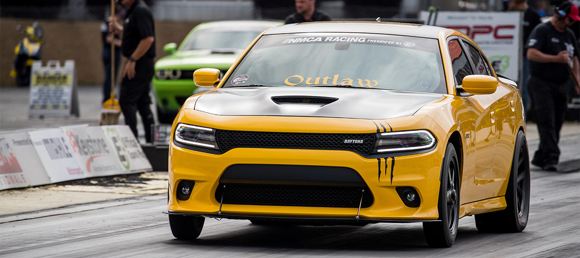 Dodge Charger - Yellow