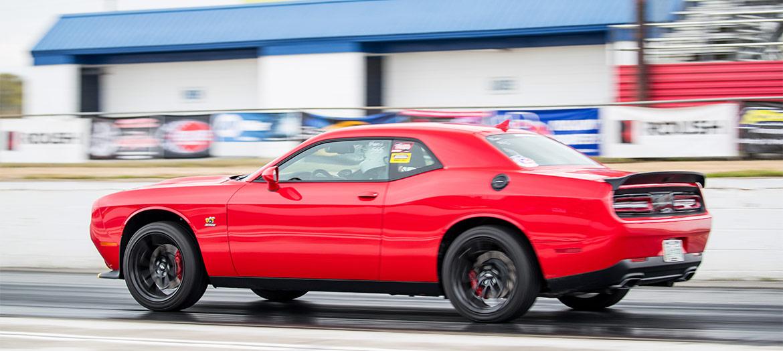 Dodge Challenger 392 - Red