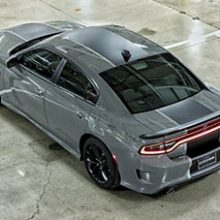 Gray 2019 Charger Scat Pack Stars & Stripes Package