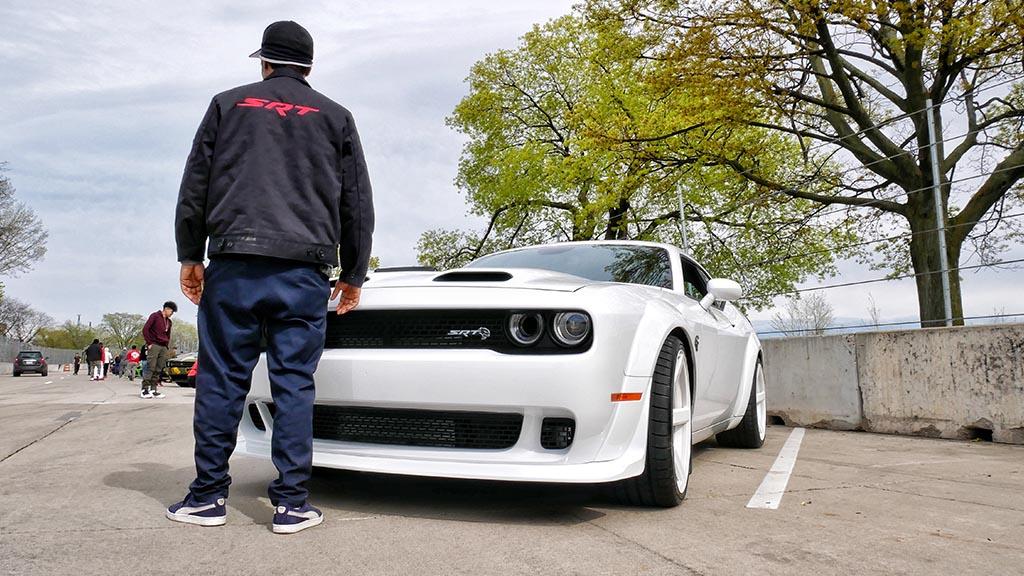 Dodge Challenger SRT Red Eye Hellcat