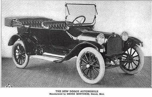 1914 Dodge Touring