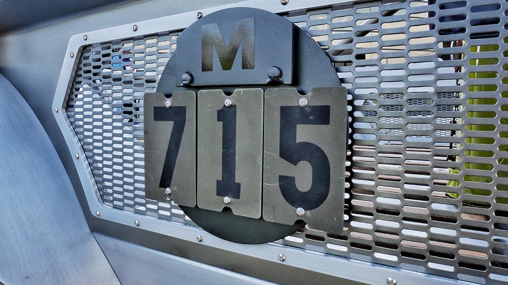 M715 sign