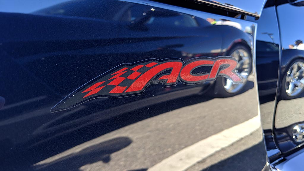 Viper ACR badge