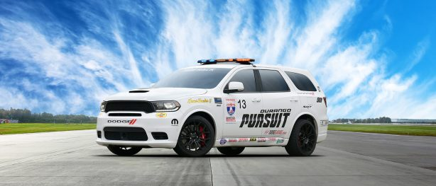 Dodge SRT Pursuit Durango