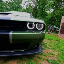 Dodge Challenger Stars & Stripes edition