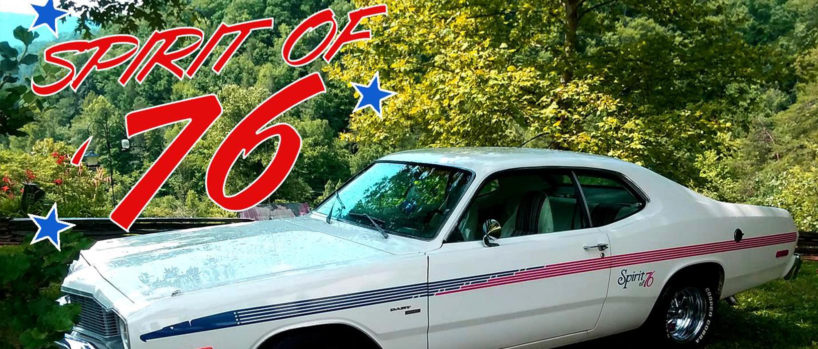 a spirit '76 edition Dodge Dart