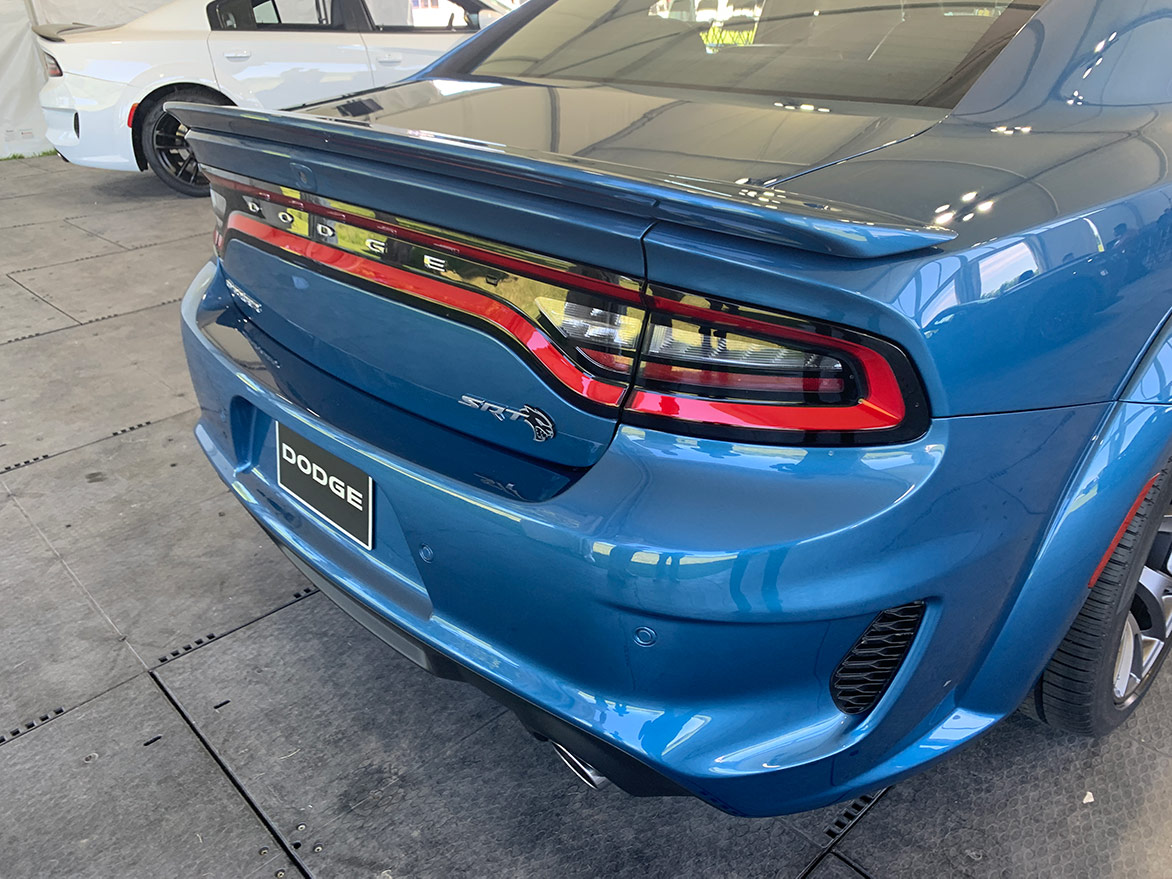 2020 Charger Hellcat Widebody