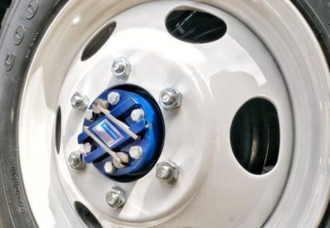 a vehicle wheel