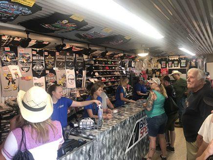 merchandise store