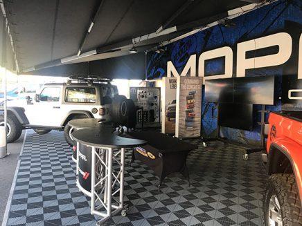 mopar booth