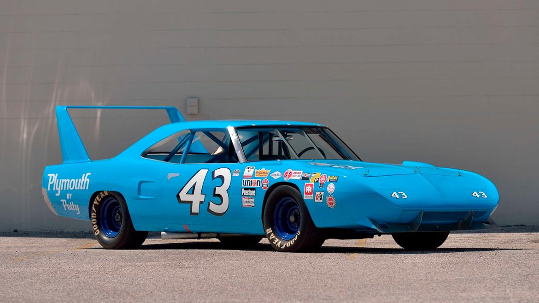 1970 Plymouth Superbird NASCAR Racecar
