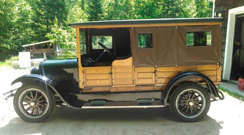 1927 Dodge Brothers Depot Hack