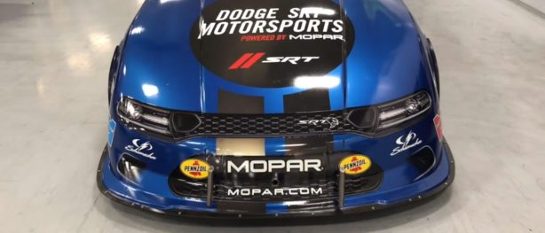 Behind the Scenes of Matt Hagan's New Wrap