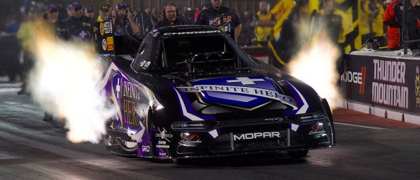 Dodge Mile-High Nationals Nitro Qualifying Session Four Recap and Gallery