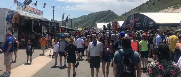 Don't miss a thing at the NHRA Dodge Mile-High Nationals