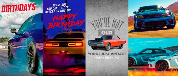 Happy Birthday to…Charger Widebody Wallpapers