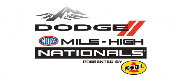Dodge Mile-High NHRA Nationals Presented by Pennzoil Thunders into Denver, Extends Longest Running Sponsorship in Series